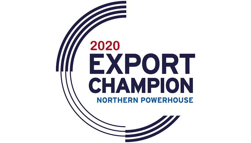 2020 Export Champion Northern Powerhouse